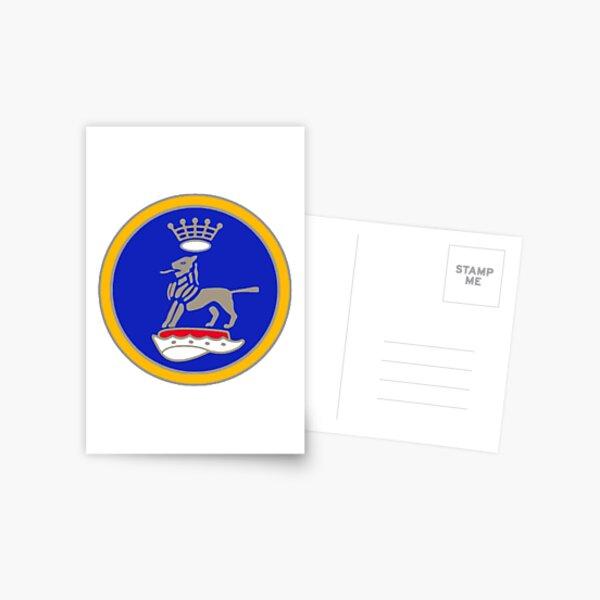Rootes Group - Sunbeam Postcard