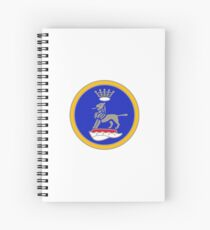 Rootes Group - Sunbeam Spiral Notebook