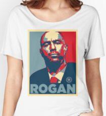 Camiseta ancha para mujer Joe Rogan