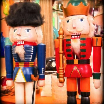 Nutcrackers by JohnCorney