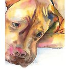 Killian, French Mastiff extraordinaire by Lynn Oliver