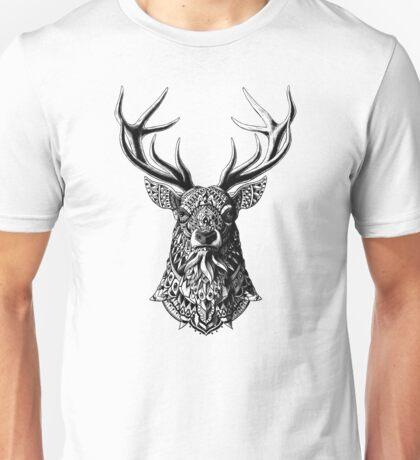 Ornate Buck Unisex T-Shirt