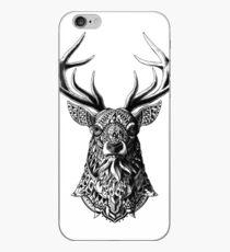 Verzierter Buck iPhone-Hülle & Cover