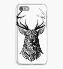 Ornate Buck iPhone Case/Skin