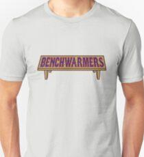 BENCHWARMERS BASEBALL TEAM Unisex T-Shirt