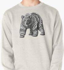 Ornate Bear Pullover