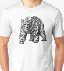 Camiseta unisex Ornate Bear