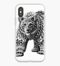 Ornate Bear iPhone Case