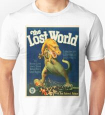 Vintage poster - The Lost World T-Shirt