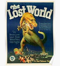Vintage poster - The Lost World Poster
