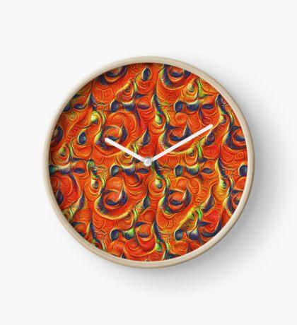 Citrus #DeepDream Clock