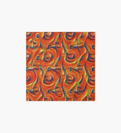Citrus #DeepDream Art Board Print