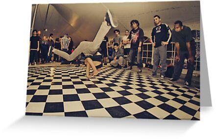 The B-Boy Files - #8   MOKS 1   Cypher Smash! by JAM1PHOTO