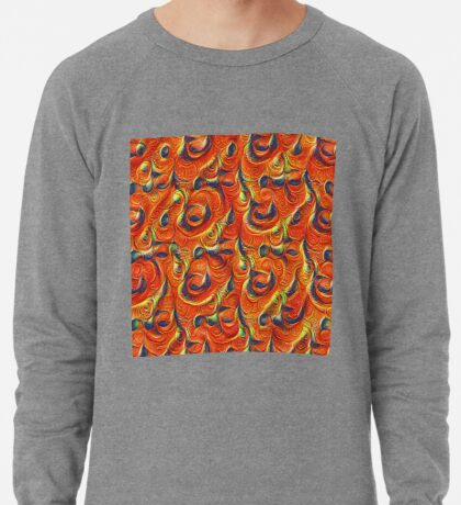 Citrus #DeepDream Lightweight Sweatshirt