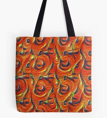 Citrus #DeepDream Tote Bag