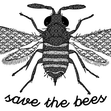 Save the Bees by politedemon