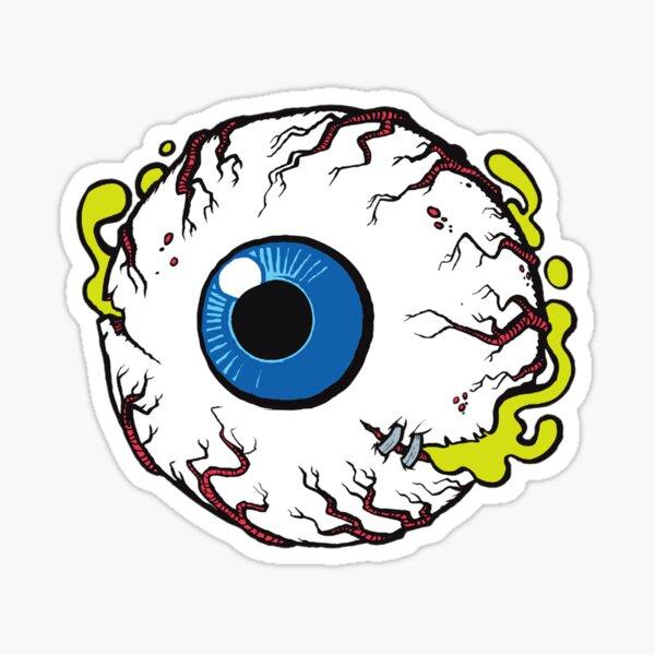 AntiAngry Eyes Vinyl Decal