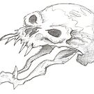 Laughing Skull by Evil-Nick