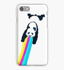 Galactic Hangover Panda  iPhone Case/Skin