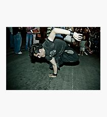 The B-Boy Files - #3 | Connect-A-Block Photographic Print