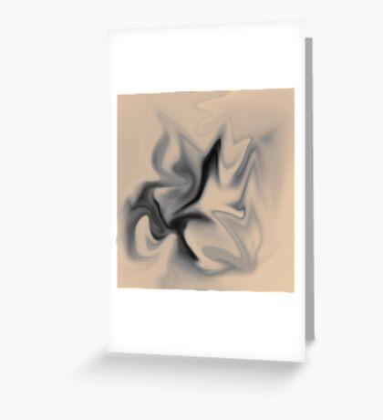 Liquid Pleasures Greeting Card