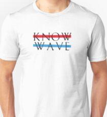 KNOW WAVE  Unisex T-Shirt