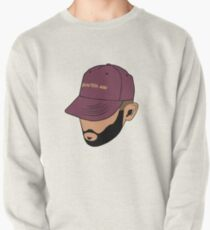 Jon Bellion Face illustation Pullover