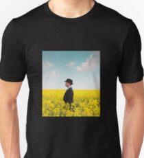 In Gedanken verloren Slim Fit T-Shirt