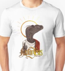 Raptor Jesus T-shirt slim fit