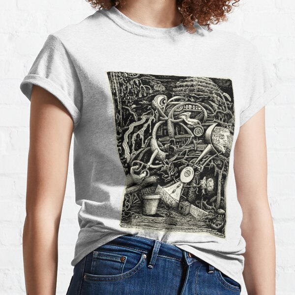 The Garden of Madness Classic T-Shirt
