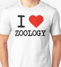 I Love Zoology T-Shirt