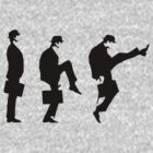 Monty Python Ministry Of Silly Walks by DylanJaimz