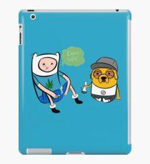 Adventure Time - Finn and Jake high iPad Case/Skin