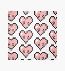 """Love in 8-bit"": Jeff and Annie (Style D) Scarf"