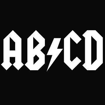 Rocky's AB/CD Shirt  by keymark