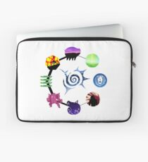 Seven Deadly Sins Character Icons Laptop Sleeve