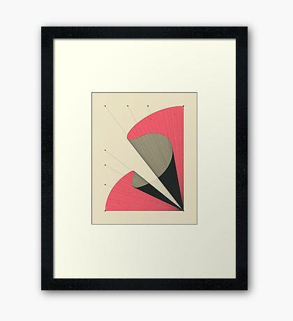 Deja Vu #4 Framed Print