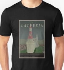 Visit Latveria Unisex T-Shirt