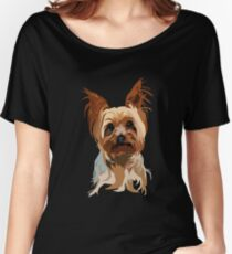 It's A Yorkie Women's Relaxed Fit ...