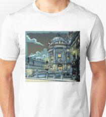 Opéra de Paris at Night T-Shirt