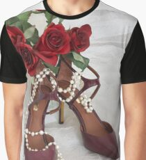 Bright shoes for stylish bride Graphic T-Shirt