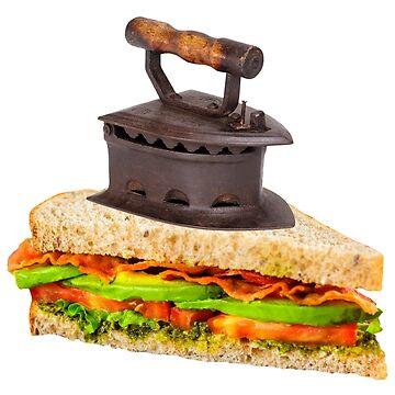 Ironic Sandwich by mimarumble