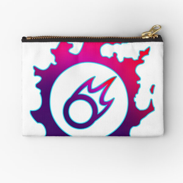 Black Mage Zipper Pouch