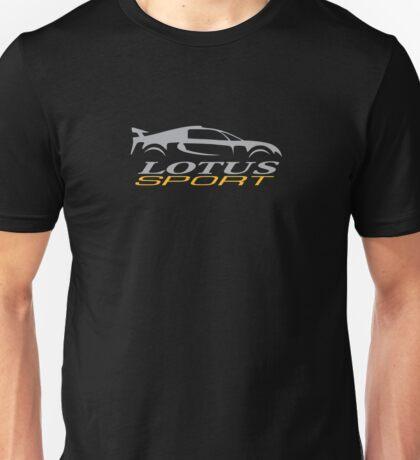 Lotus Sport Unisex T-Shirt