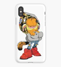 Garfield Bape iPhone Case