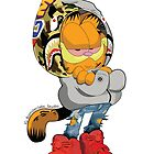 Garfield Bape by BomsterJabs