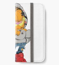 Garfield-Bape iPhone Flip-Case/Hülle/Klebefolie
