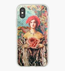 In The Fullness of Time iPhone Case