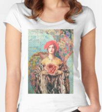 In The Fullness of Time Women's Fitted Scoop T-Shirt