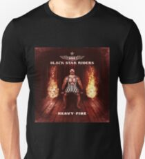 BLACK STAR RIDERS (IN HEAVY-FIRE)TOUR 2016-2017 T-Shirt